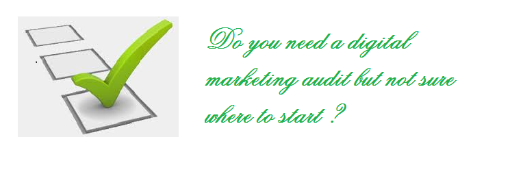 Internet Marketing Audit